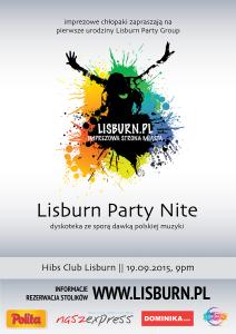 Pierwsze Urodziny Lisburn Party Group